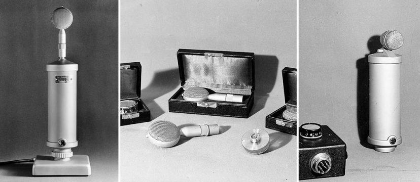 ゲオルグ・ノイマンの偉大なる仕事(前編):コンデンサーマイクの夜明け