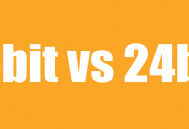16bitと24bitの違いとは?レコーディングビット数とノイズの関係性
