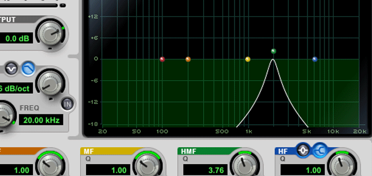 サージカルEQの裏技:「EQ3 7Band」で特定の周波数帯をソロにする方法