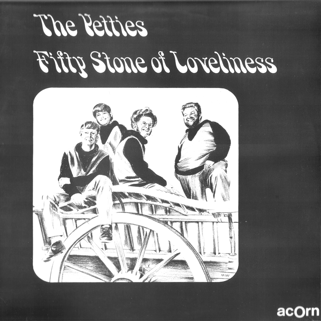 "The Yetties ""Fifty Stones of Leveliness""のジャケット画像"