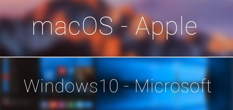 【2017年版DAW専用マシン】MacかWindowsを選ぶ際のメリット・デメリット
