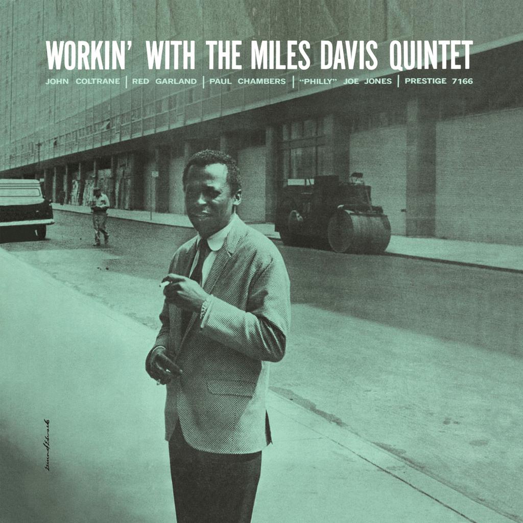 Miles Davis Workin' 1956