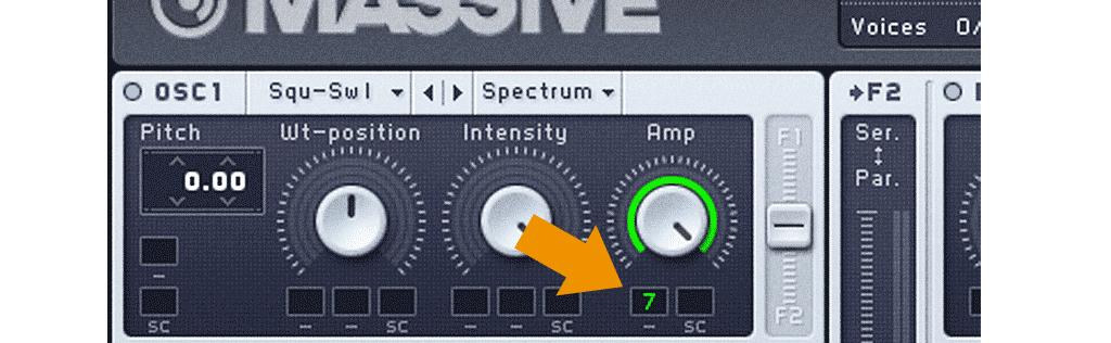 NI MASSIVE Performer Amp