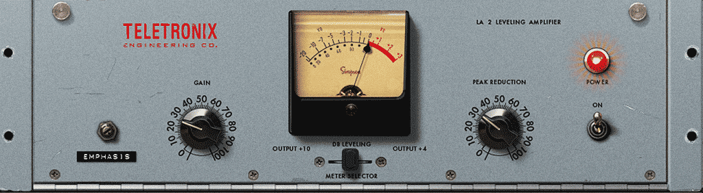 Universal Audio LA-2 Plugin