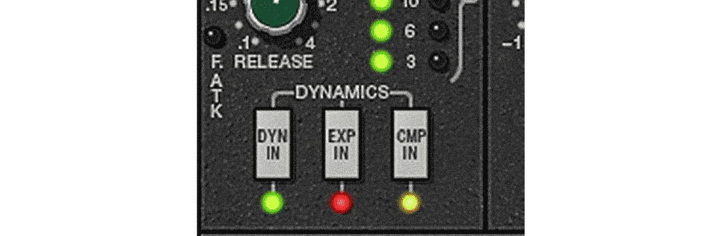 SSL Channel Strip DYN IN