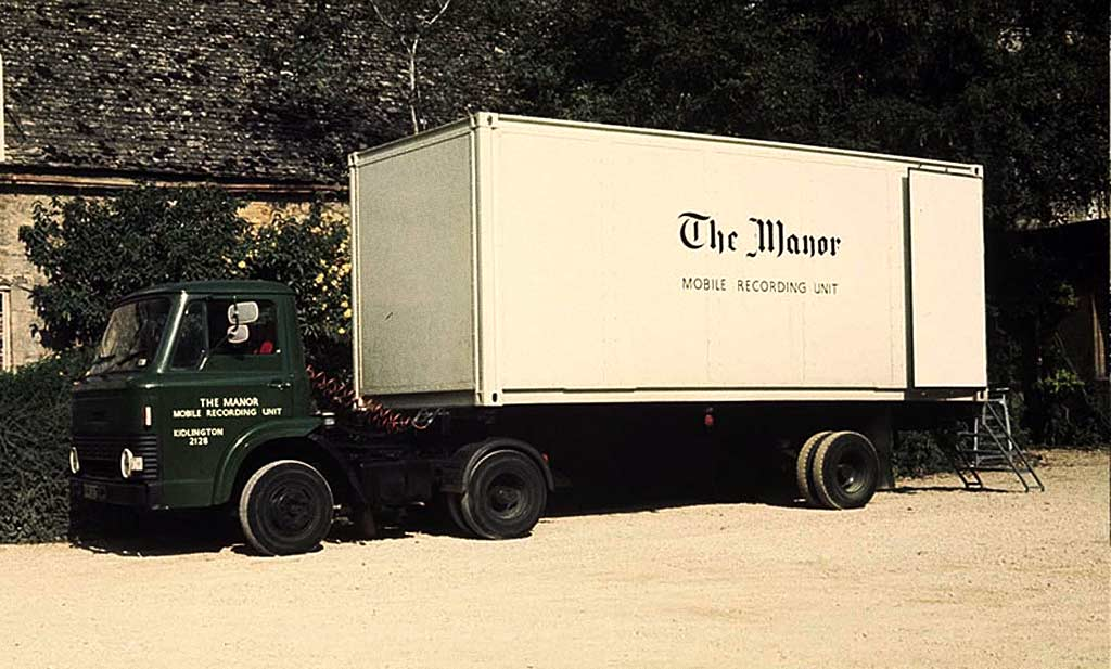 Manor Mobile Truck