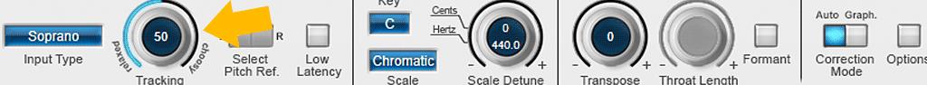 Auto-Tune-8の使い方-Tracking