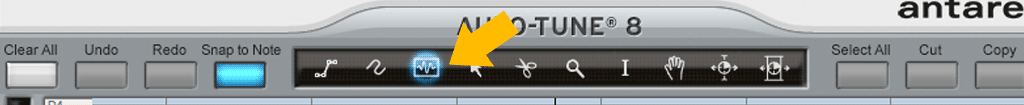 Auto-Tune-8の使い方-ノートツール