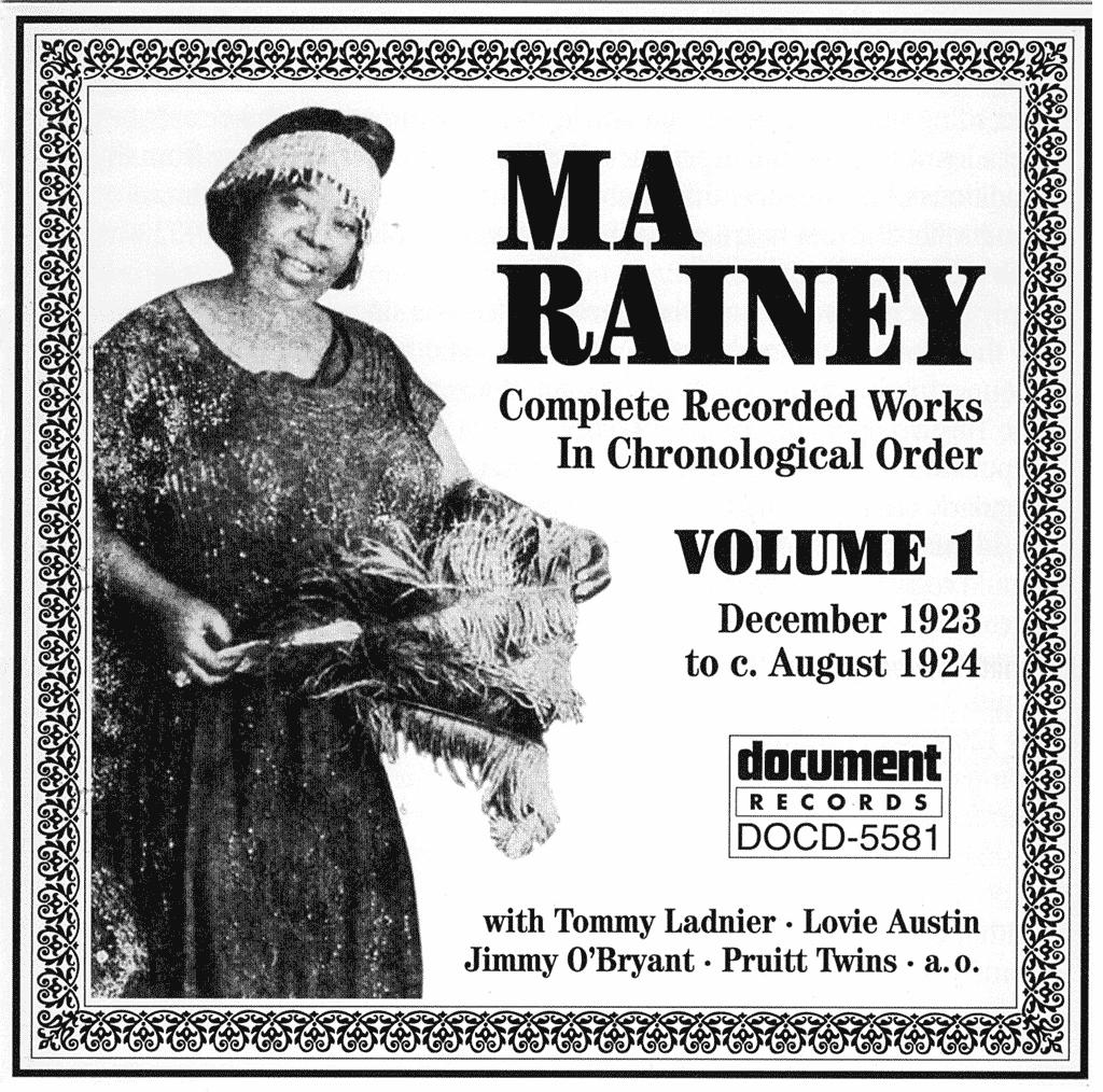 マ・レイニー(Ma Rainey)