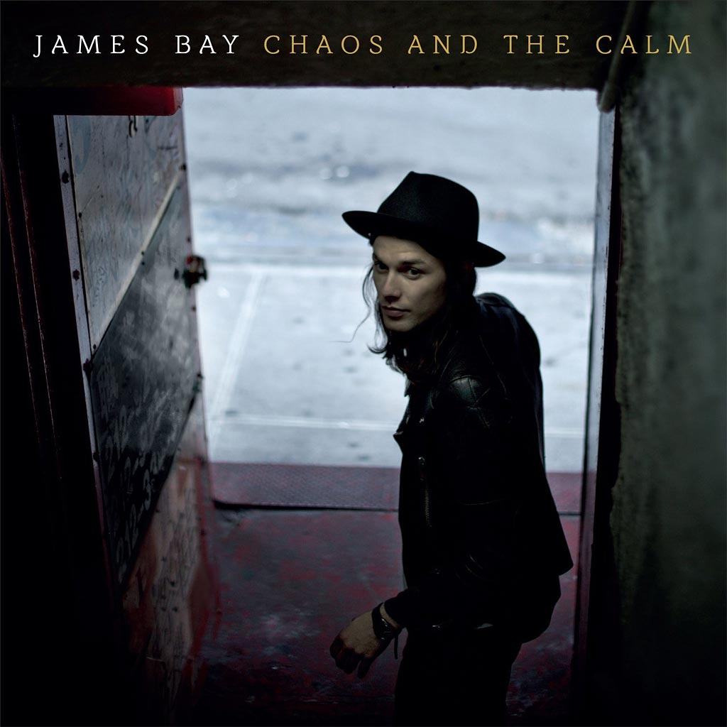 "James Bay ""Chaos and Calm""(2015)"