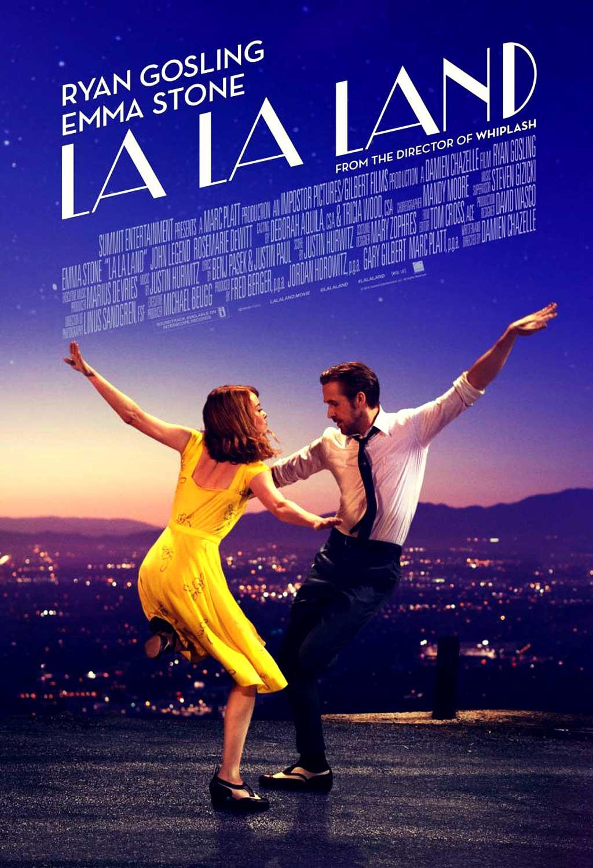 "Dolby Atmosを採用した映画""La La Land"" (2016年)"