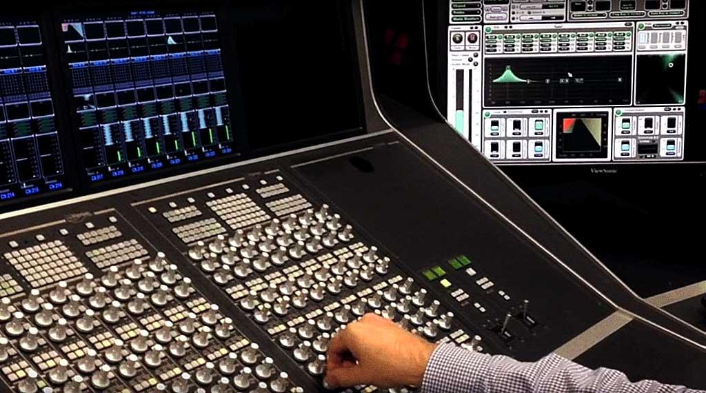ハリソン MPC5の操作画面
