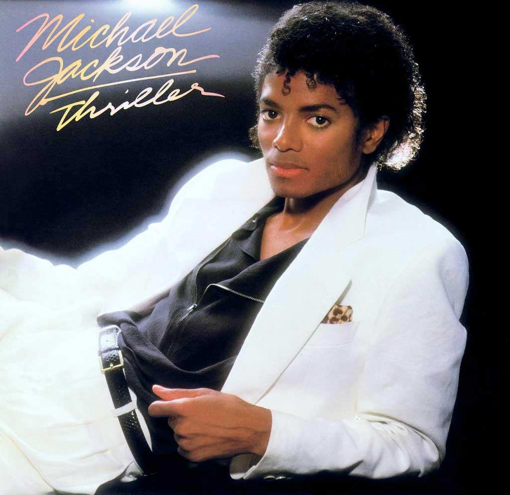 "Michael Jackson ""Thriller""(1982年)"