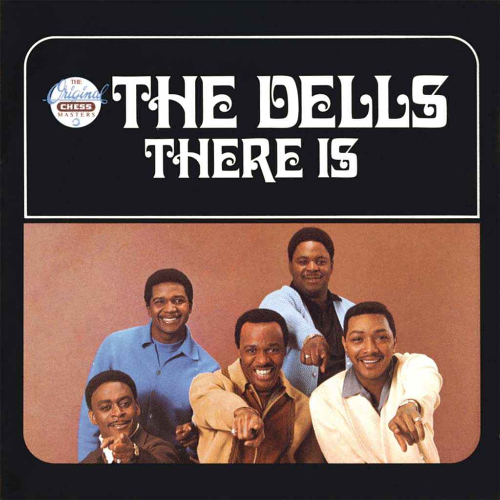 "The Dells ""Stay In My Corner""(1968年)"